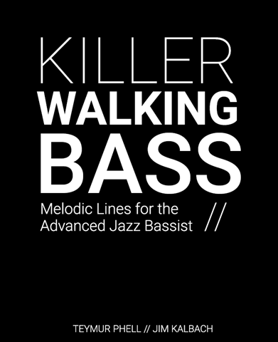 Killer Walking Bass //